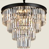 Lighting K9 Crystal LED Ceiling Light used for home, hotel, villa