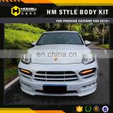 front/back/sides Position porsch hm Style Body Kit for cayenne 958 BodyKit