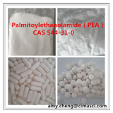 Anti-Inflammatory and Chronic pain N-Palmitoylethanolamide capsules CAS 544-31-0