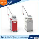 Q switch nd yag laser tattoo removal system freckles pigment age spots removal beauty machine