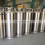 Different Sizes Industrial Gas LOX/LIN/LAr Dewar Cryogenic Liquid Oxygen Cylinder