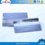 Magnetic Stripe PVC ID Card membership Magnetic Card