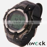New Hot Kids Sports Waterproof Shock Databank Digital LED Vintage Watch