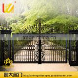 Top manufacturer classical design garden gate iron gate                                                                         Quality Choice