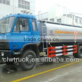 Dongfeng fuel tanker truck capacity 10000L oil transportation tank truck
