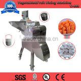 Corrosion Resistance Electric Automatic Vegetable Dicer For Fruit