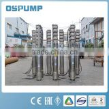 OCEAN PUMP QH series stainless steel sections of deep well submersible pump