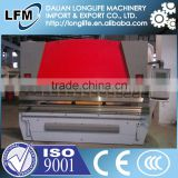 WF67K-500/6000 CE cnc metal plate bending machine                                                                         Quality Choice