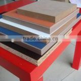 ZhengDa Wood Standard Products White (Colorful) Lamianted Melamine MDF Boards