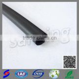 oem nbr epdm silicone extruded extrusion rubber window part gasket seal profile