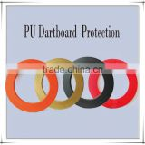 Dartboard Wall Protector Surround Round Rubber                                                                         Quality Choice