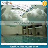 inflatable cloud decoration inflatable brand with led light