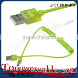 Premium Durable Micro USB 2.0 Data Cable With LED Light Bulk Buy From China