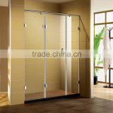 New series Simple Glass Bath Enclosure, Aluminium Bathroom Door Shower Room