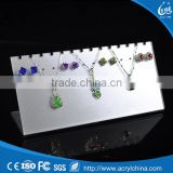 High Quality Acrylic Jewelry Set Display Stand Acrylic Jewelry Display Holder