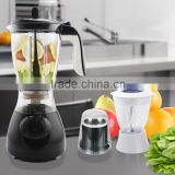 Jialian JL-BY44N Electric Plastic 4 Speeds Stainless Blade 3in 1 Juicer Blender with New Jar