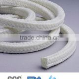 100% pure chemical resistant teflon gland packing