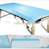 Safebond Hot Sale Disposable Bed Sheet In Stock Medical Bed Sheet