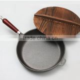 Customized healthy cooking pan cover, solid wood pot lid                                                                         Quality Choice