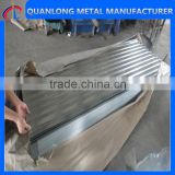 corrugated galvanized steel iron roof sheet                                                                         Quality Choice