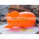 Selling wholesale inflatable helium airship(pvc,blimp,promotion,advertising)