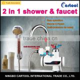 Multi-safety Protection Instant Electric Water Heater Shower Faucet                                                                         Quality Choice