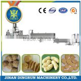 Texture Soy Bean Protein Food Extruder Machine