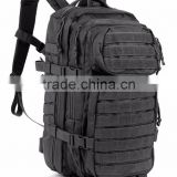 Factory Custom Top Quality Durable Black Molle Military Backpack Bag