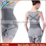 Wholesale Slimming Bamboo Body Shaper Suit Woman shapewear Slim Body shaper Slimming suit