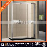 Wholesales China Indoor Rectangular Shower Stall Shower Enclosure rooms