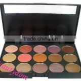 Hot! Professional 15 Colors Blusher Makeup palette
