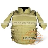 Lightweight Bulletproof / Ballistic Vest NIJ IIIA Kevlar or TAC-TEX With eets USA standard.