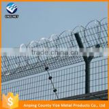 Good sales and quality military razor wire for protection of anti climb spikes