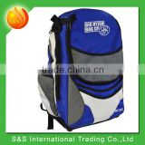 Luxury large content good quality backpack disc golf bag