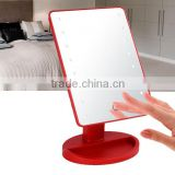 "Makeup Cosmetic Bed Room Mirror ""Touch Screen"" LED Light Adjustable"