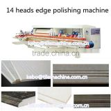 14 Heads automatic marble and granite stone edge polishing machine                                                                         Quality Choice