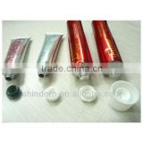 Face cream tube, empty collapsible aluminum tubes cosmetic                                                                                                         Supplier's Choice