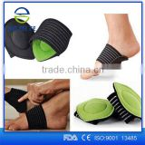 new product shijiazhuang aofeite medical outdoor furniture silicone gel foot pad for feet