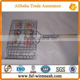 Hot galvanized stainless steel barbecue bbq grill wire mesh net made in China/wholesale BBQ grill grates