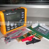 YH513 0.01M to 10G ohms Insulation Resistance Digital Insulation Testers 2500V Megger 10G ohms Meggerohmeter