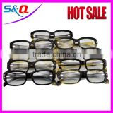 2015 top selling buffalo horn sunglasses reading glasses in china