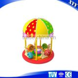 Soft electric play indoor playground equipment for kids                                                                         Quality Choice