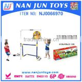 hot sale 2 in 1 Football Goal and Basketball sport Set