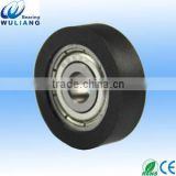 625zz Factory Sale Cheap Heavy Duty wood roller /pulley roller bearing/ rubber sheaves bearing