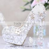 OW06 big size women italian brand name italian shoe manufacturer platform high heel shoes                                                                         Quality Choice