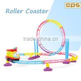Fantastic Roller Coaster With Bird Train & Big Cycle