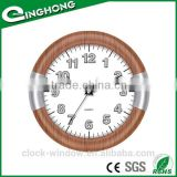 New pattern wooden finishing roman numeral clock