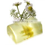 Jojoba Oil With Daisy Essentail Oil Anti-allergic Soothing Beauty Soap