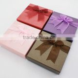 Valentines Day Gift Bracelet Boxes with Ribbon Box for Jewelry(BC148)