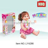 Pretty new design game play lovely baby alive doll